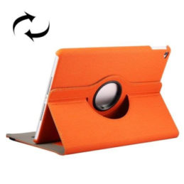 360 Graders Flip Fodral till iPad Air 2 - Orange