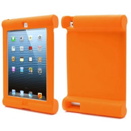 Easy Hold Silikon Skal - iPad 2, iPad 3, iPad 4 - Orange