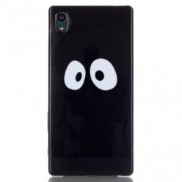 Sony Xperia Z5 TPU Skal Cute Eyes