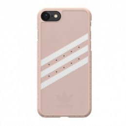 ADIDAS skal till iPhone 7 - Stripe Rosa