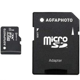 AgfaPhoto Professional High Speed MicroSDXC Minneskort - 64GB