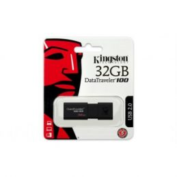 Kingston USB 3.0 minne, DataTraveler 32GB