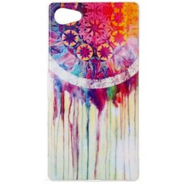 Sony Xperia Z5 Compact TPU Skal - Dreamcatcher Painting